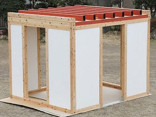 地震災害からあなたの命を守る 耐震シェルター